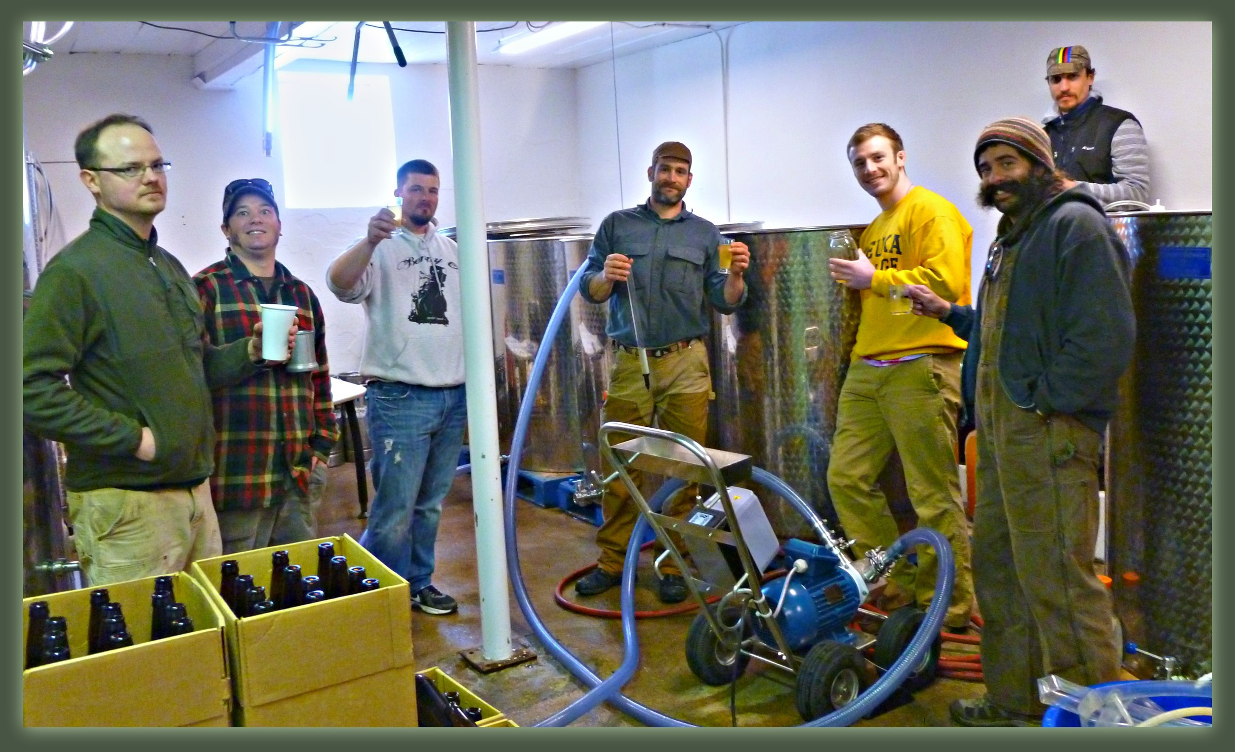 Frecon's Brew Crew