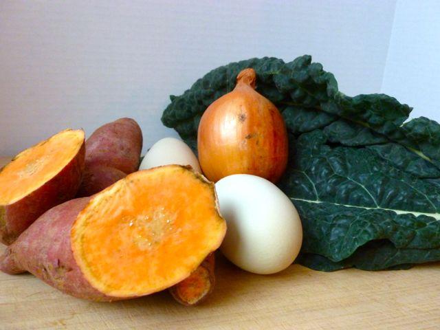 #1 Farmers Market Ingredients