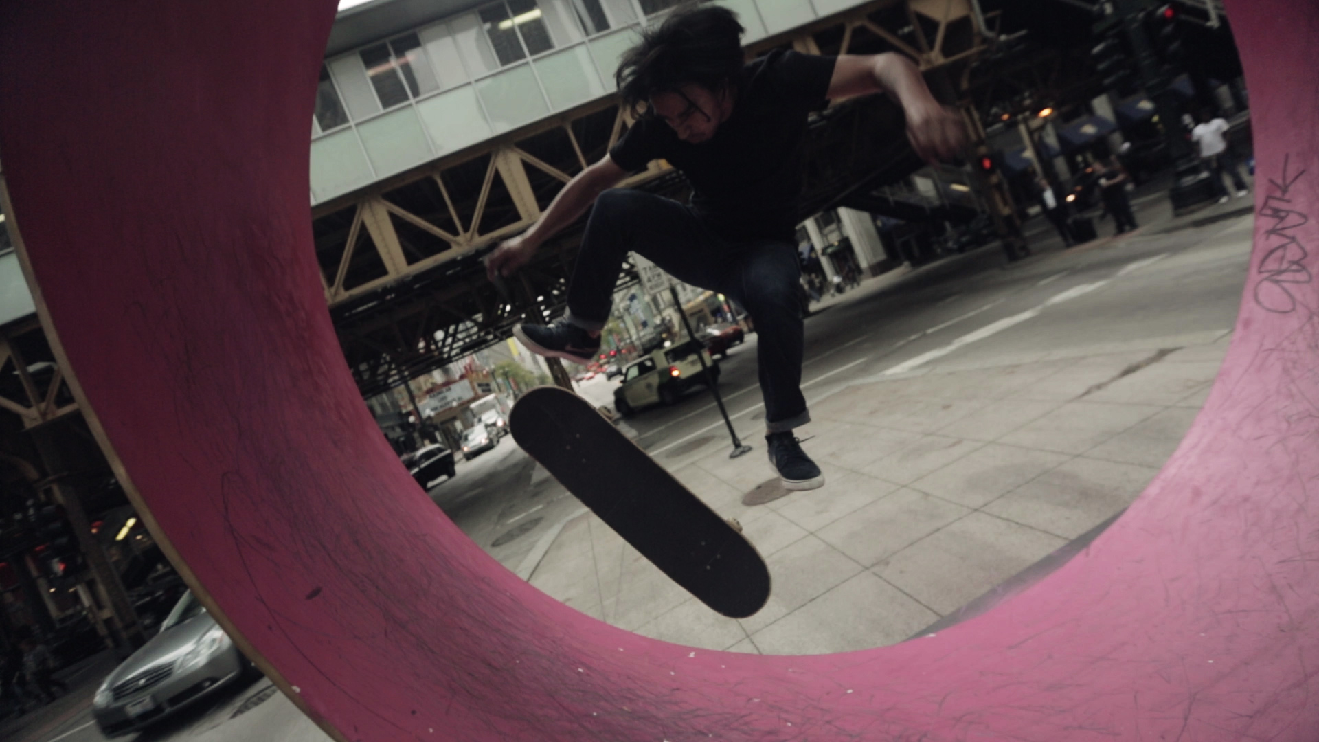 Kickflip.