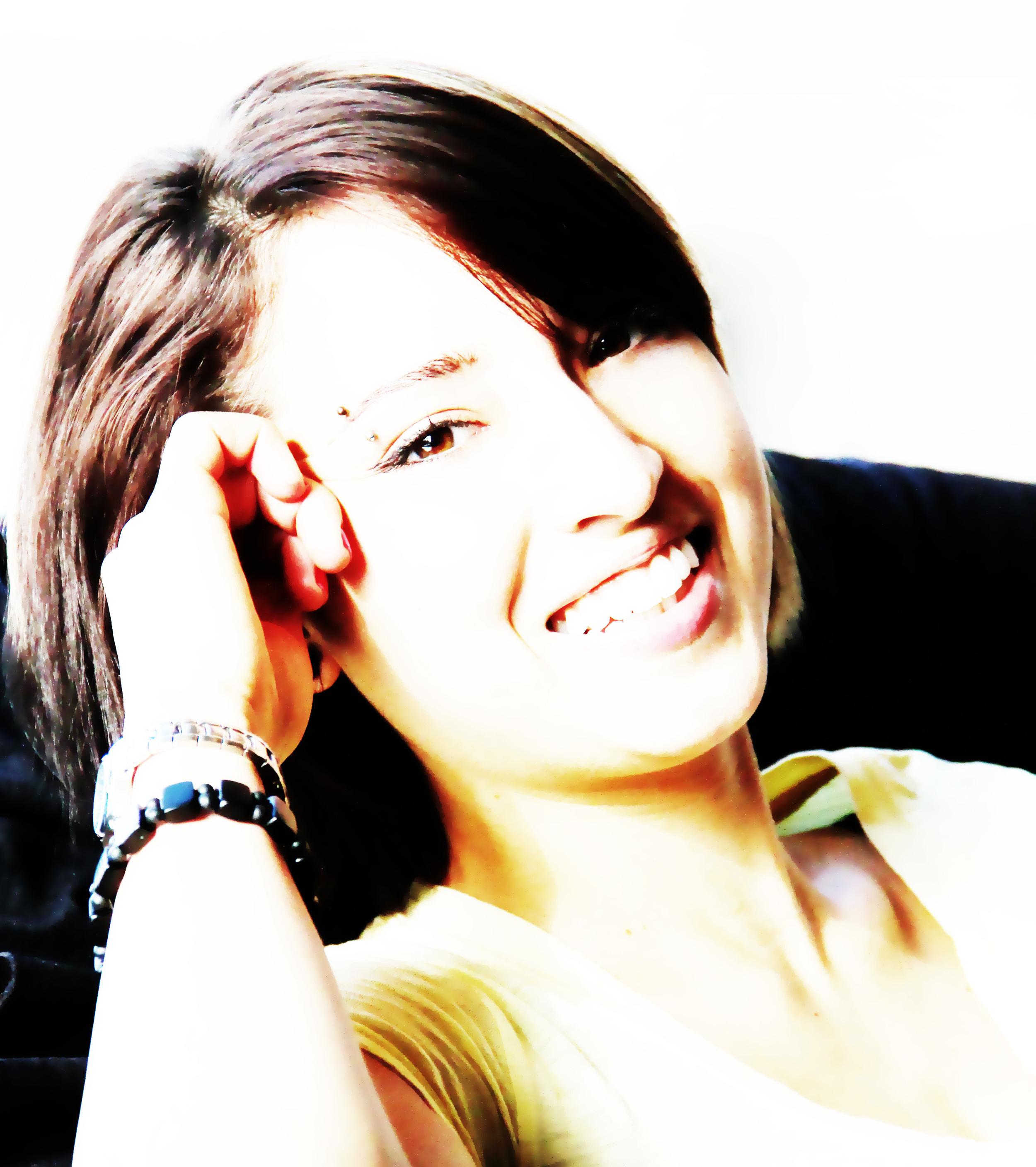 Concetta smiles