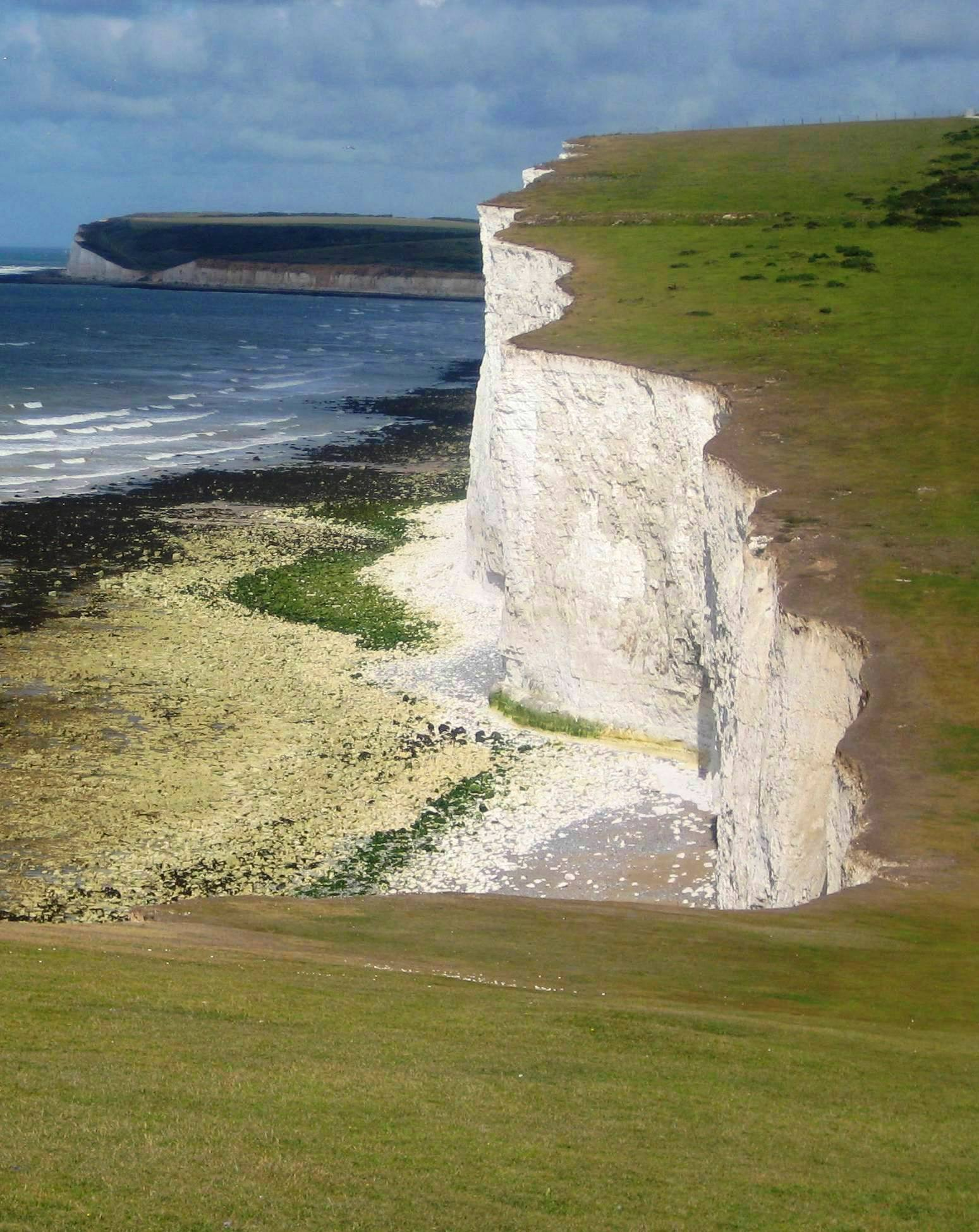 Walking the Seven Sisters.