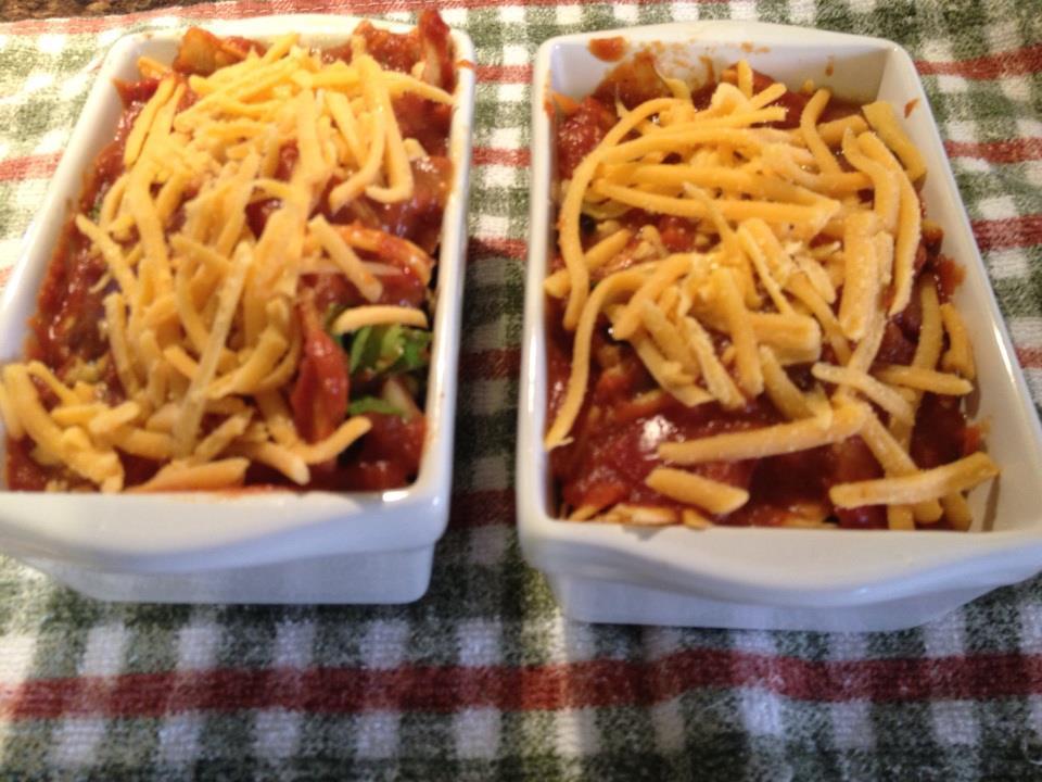Homemade Enchiladas and Sauce Recipe