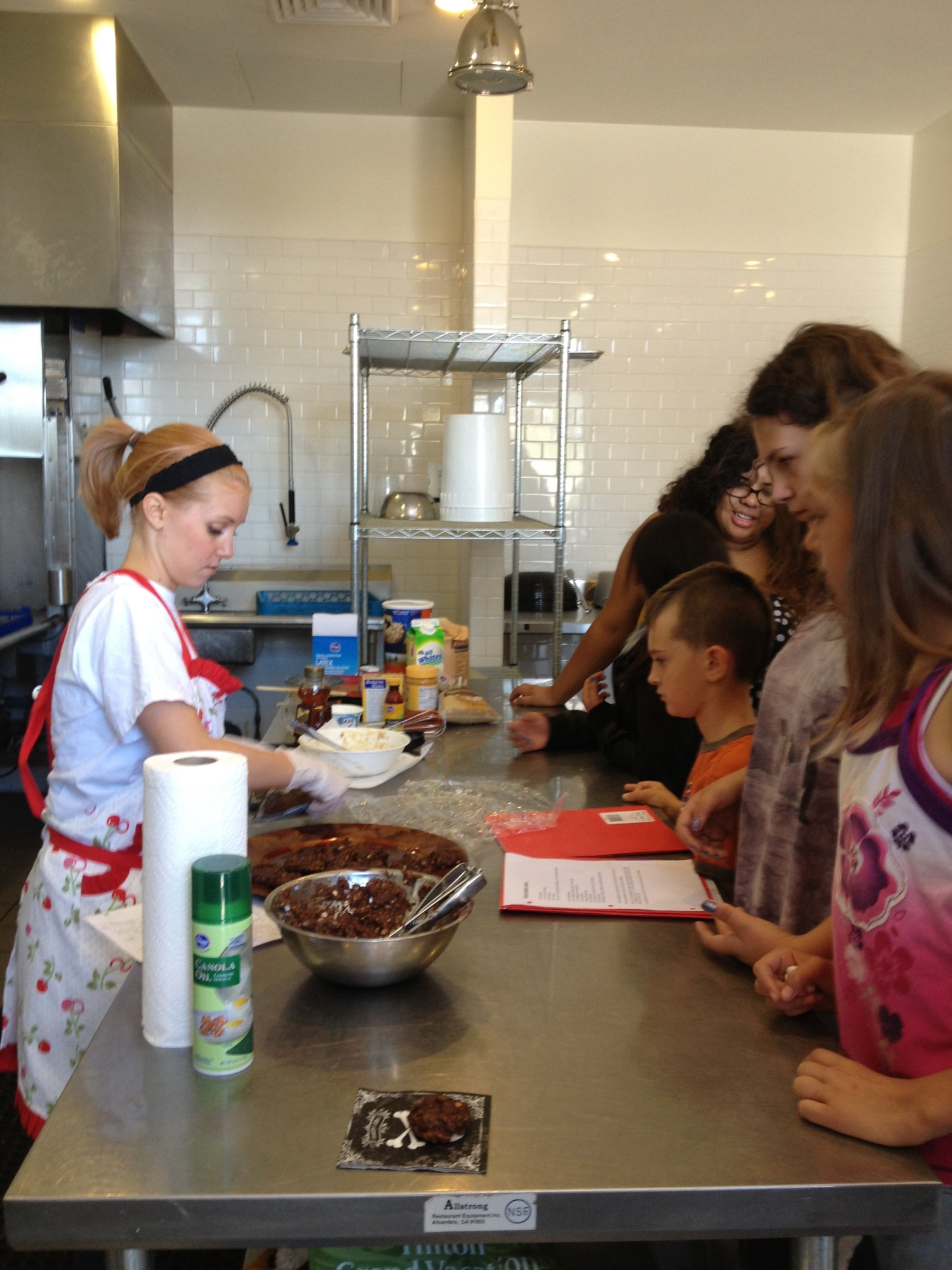 Recipe for a Healthy Family Program Tucson - FitCakery.com