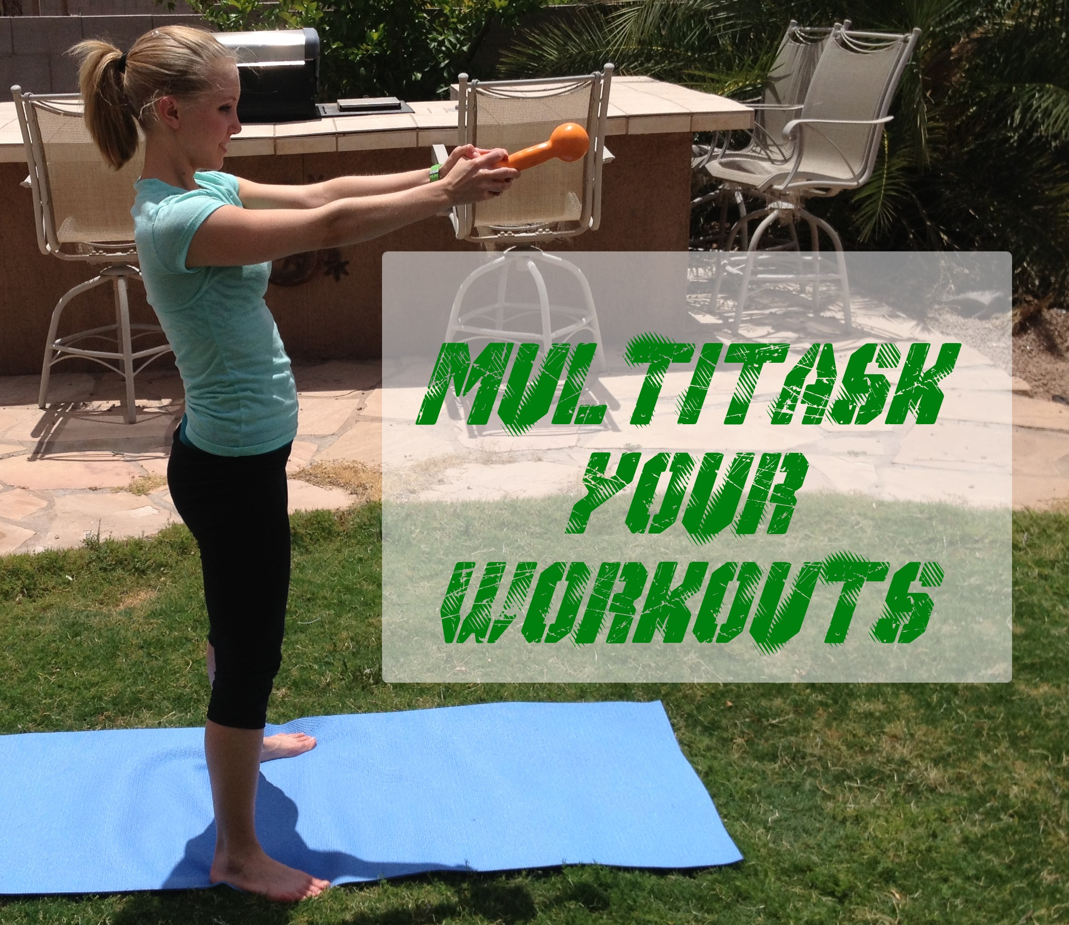 Multitasking Workout