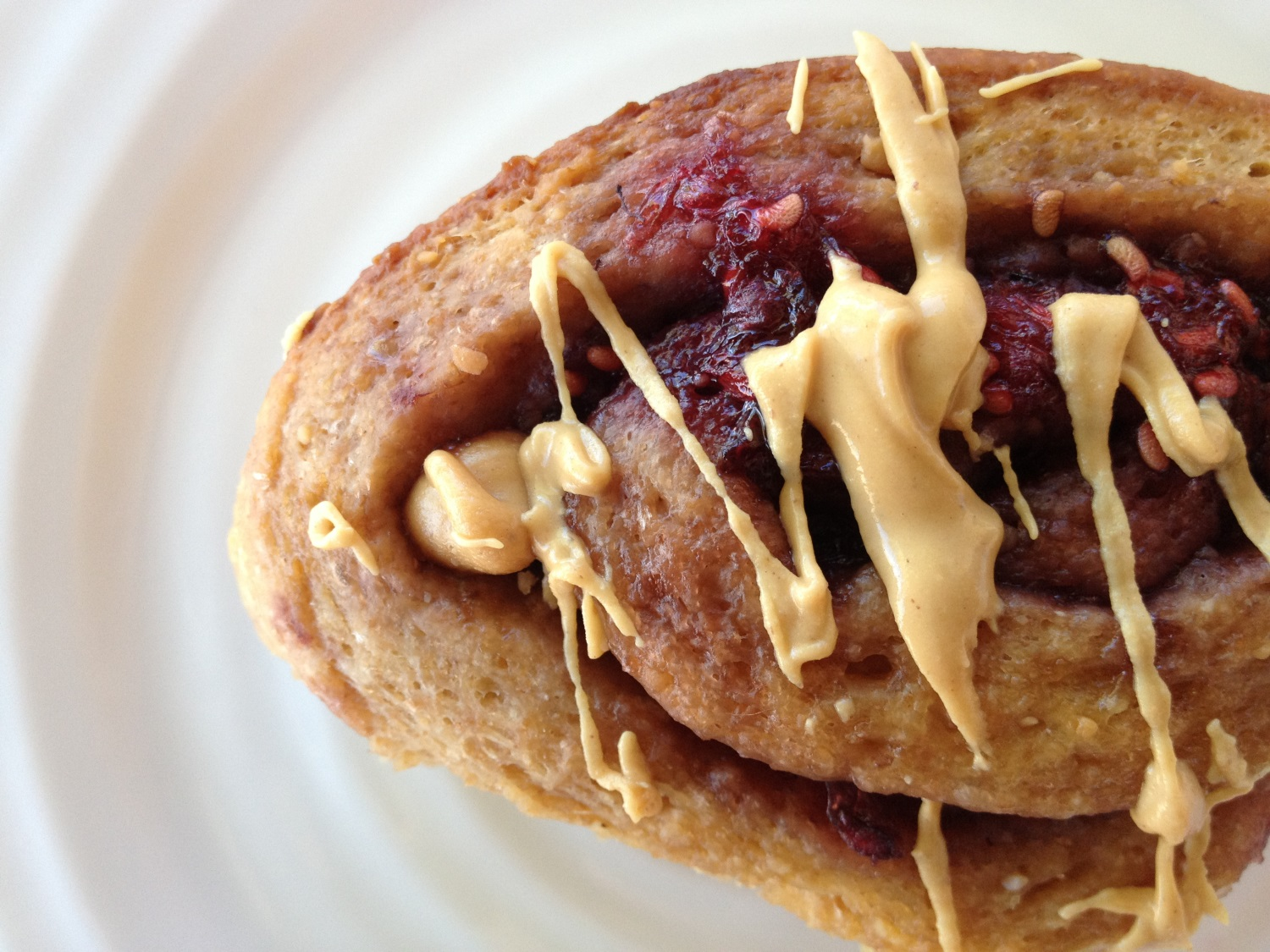 Peanut-Butter and Jelly Rolls