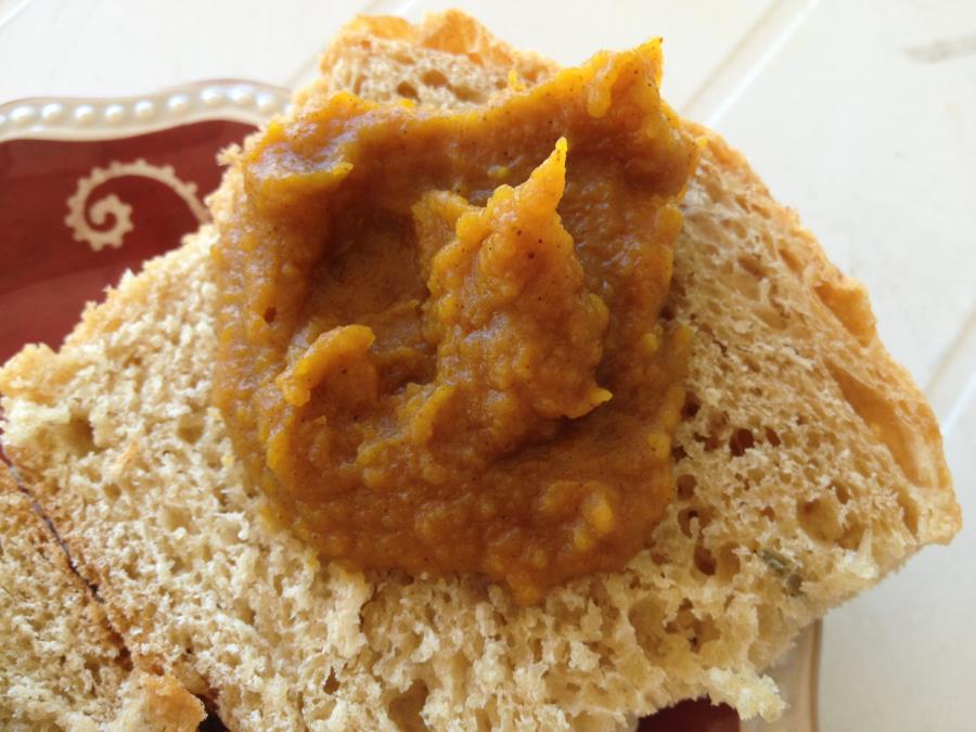 Pumpkin Butter - best 5 minutes you'll ever spend