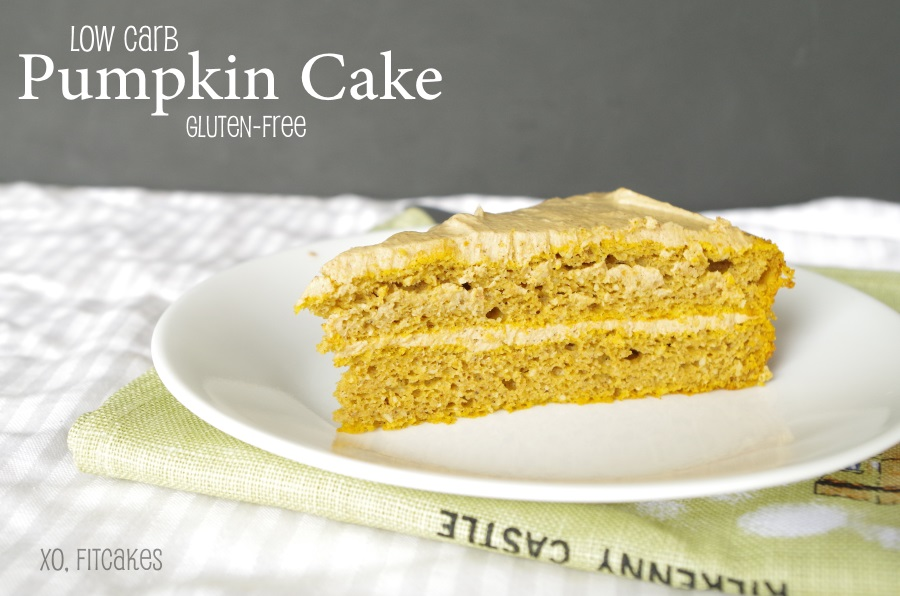 My absolute FAVORITE cake recipe so far. I mean... it has spiced PUMPKIN. How could you resist?!