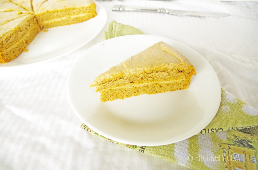 This Pumpkin Cake may be low-carb, but it's not low-flavor!