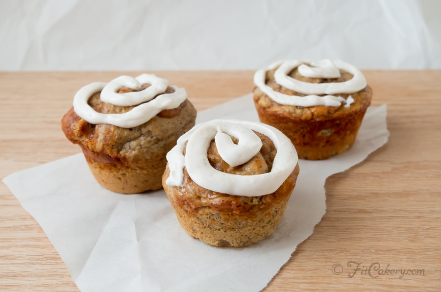 Delicious & Healthy Quest Protein Cinnabuns Recipe - FitCakery.com