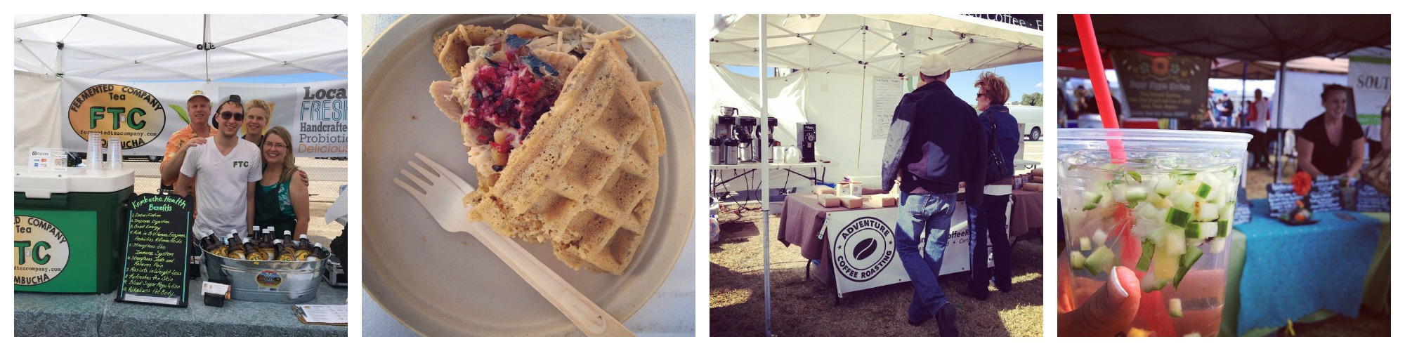 Pictures from the Viva la Local Festival in Tucson, fall 2014