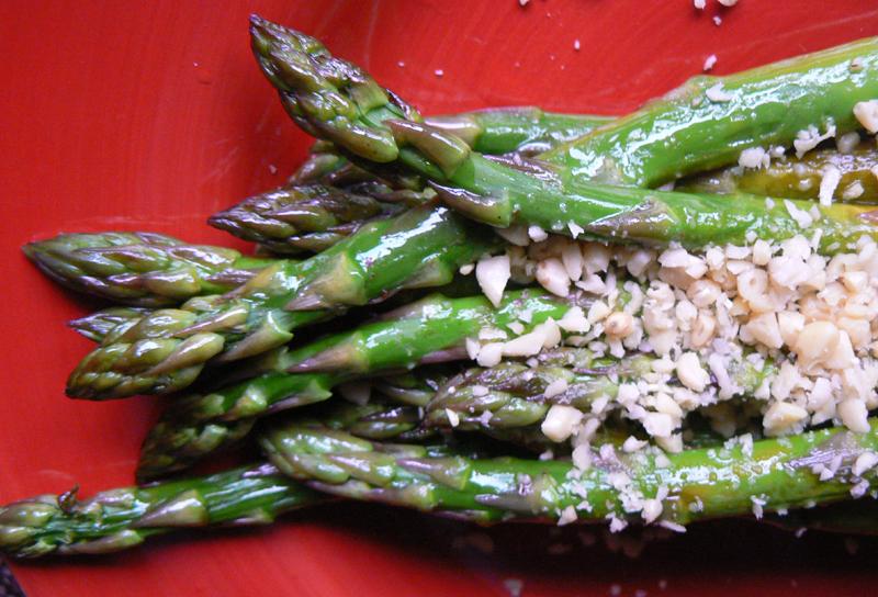 May Asparagus Recipe Roundup | FitCakery.com