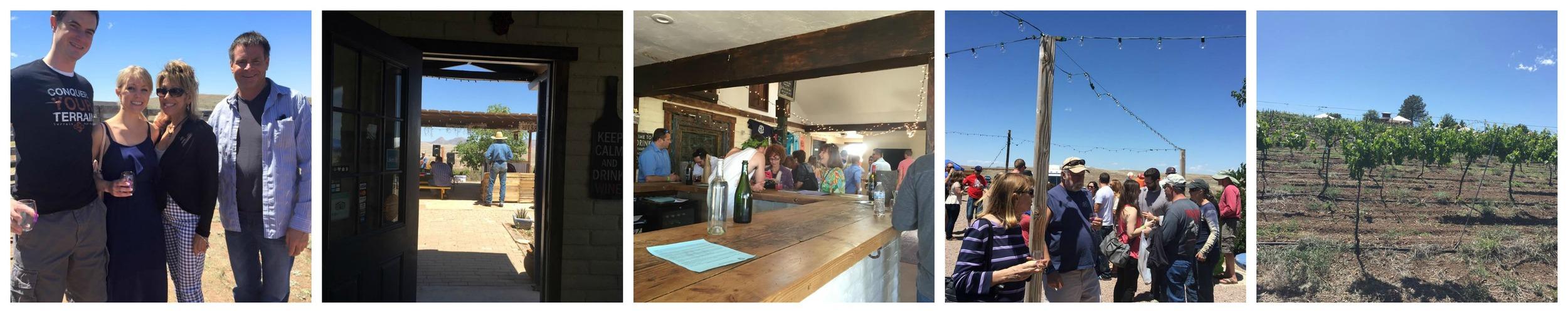 2015 AZ Hops and Vines Festival | FitCakery.com