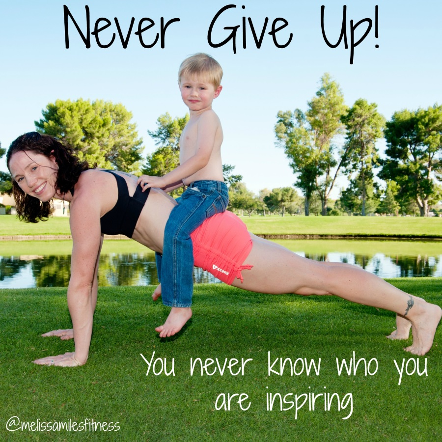 Melissa Miles - You Can be a Fit Mom! | FitCakery.com