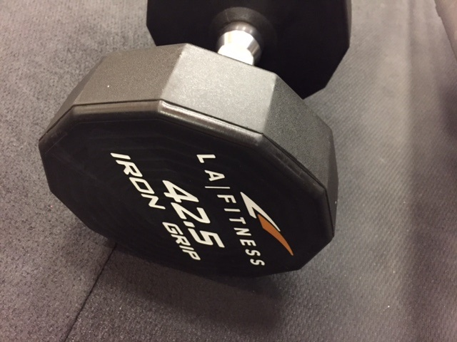 Weight lifting helps make your metabolism stronger! I love to lift heavy to make the most of my workouts!