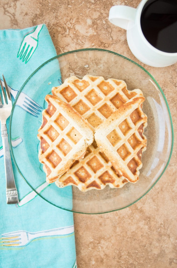 Protein Super Waffles