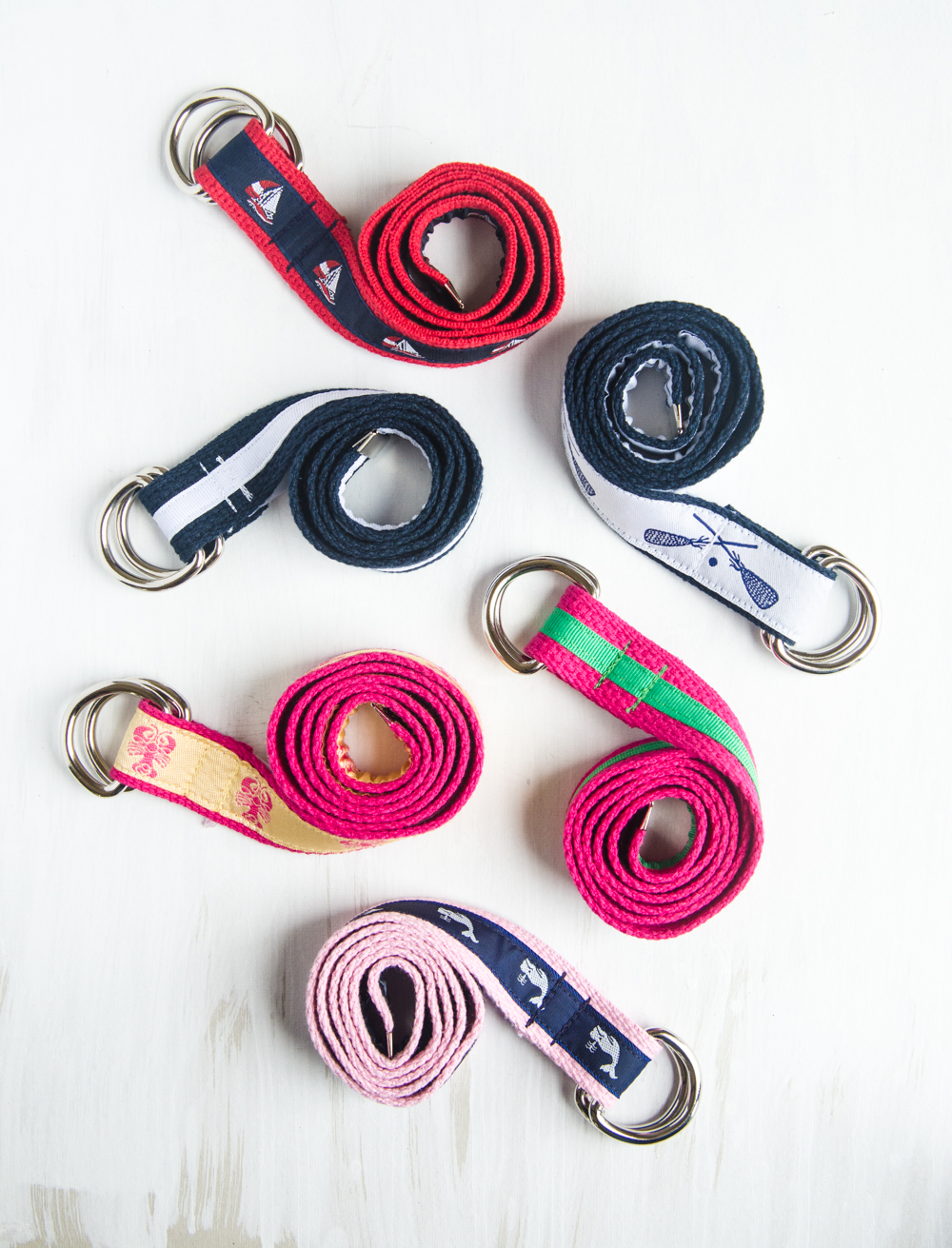 Kids Belts in ribbon styles to suit their personality