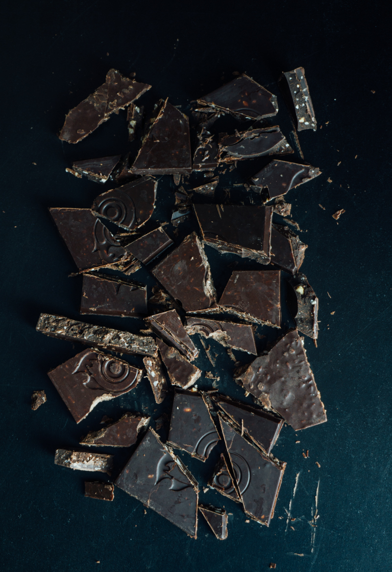 Most commercial chocolate companies don't actually make their own chocolate and instead work with compounds that are melted down. Cocofuel is made from scratch with four ingredients.
