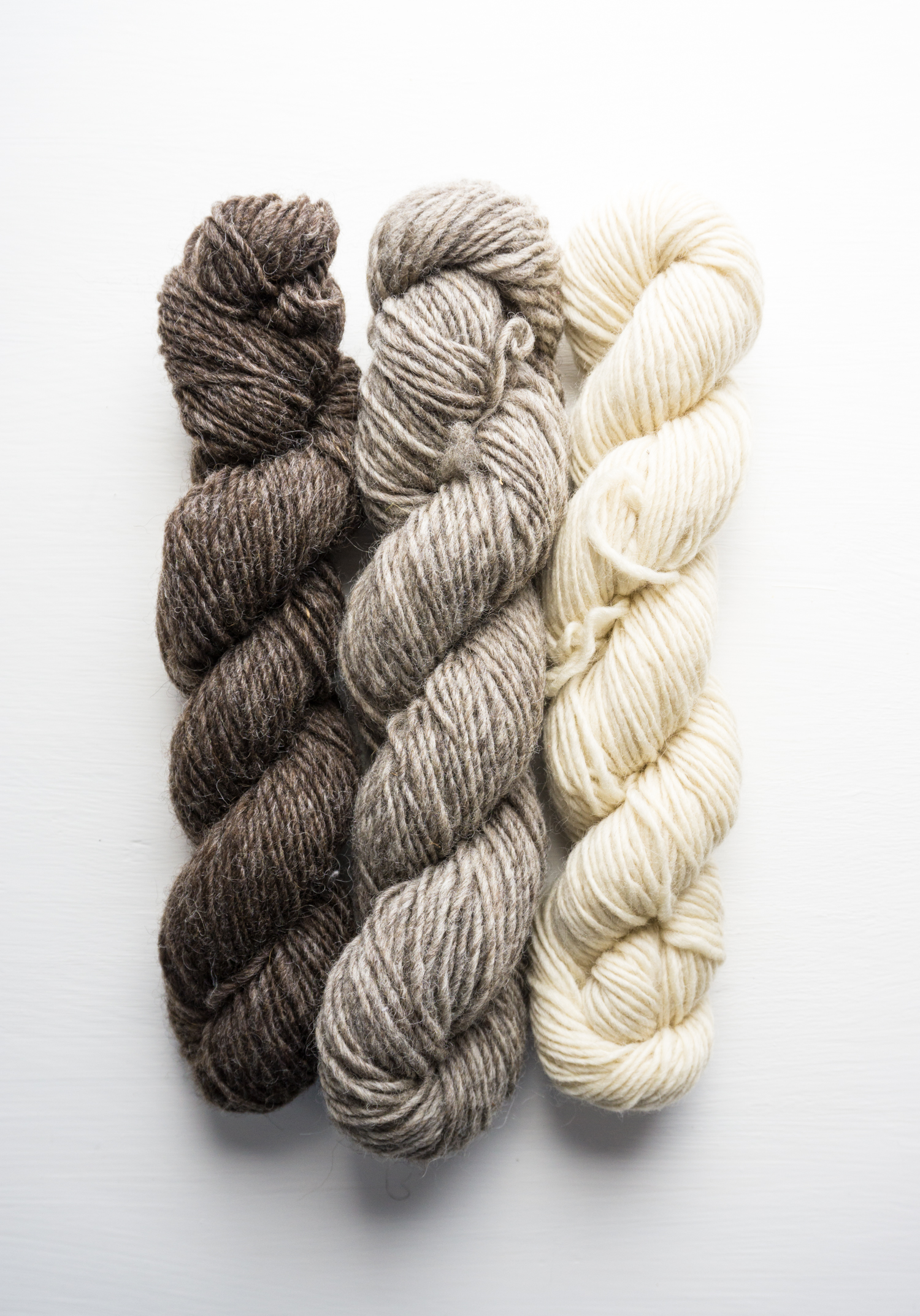 """""""I really believe part of our mission of New England Farm to Fiber at the BPM is to educate people on the beauty, diversity, and versatility of farm fibers."""" - Genevieve Day"""