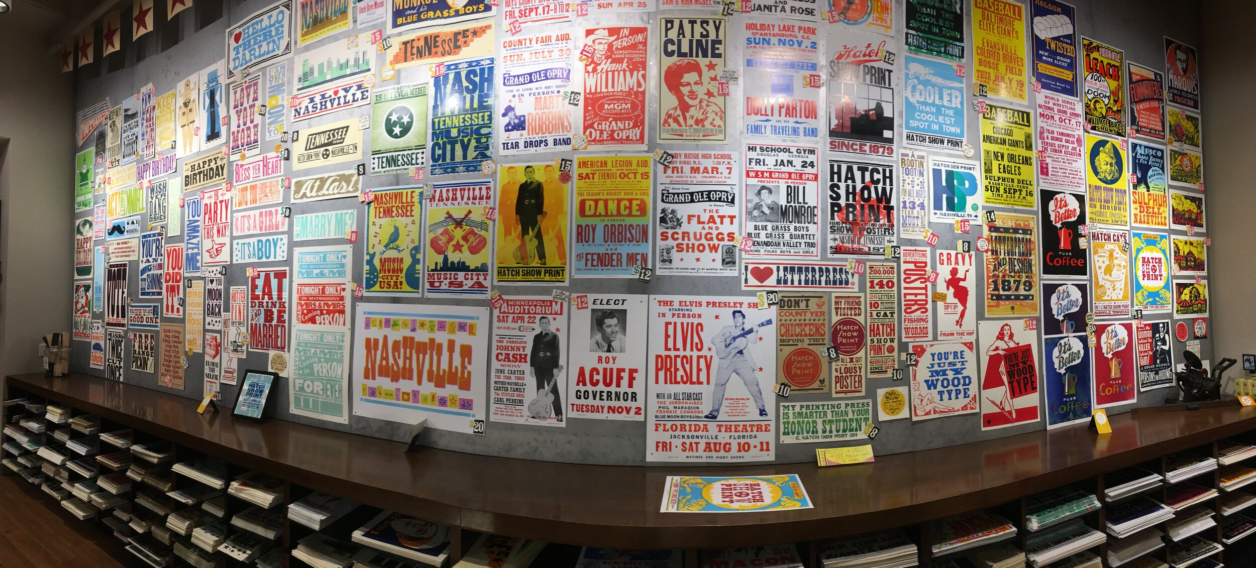 All the posters!