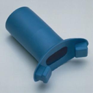 Pulmonary Function Reusable Rubber Mouthpiece