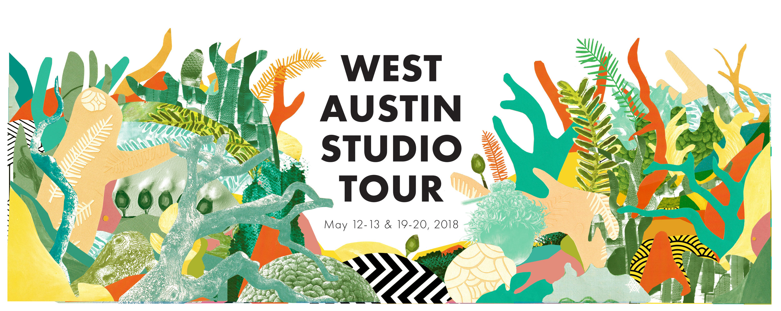 "During the West Austin Studio Tour I will be showcased along with 6 other wonderful Austin artists at Art For The People gallery. The show is titled  ""Magnificence of Seven.""   Please join us at the Opening Reception:  Saturday,  May 12th, 2:00-6:00pm .  Exhibition runs through  Saturday, June 16th."