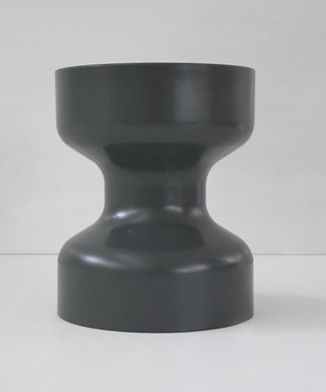 korban flaubert_charcoal tuff stool