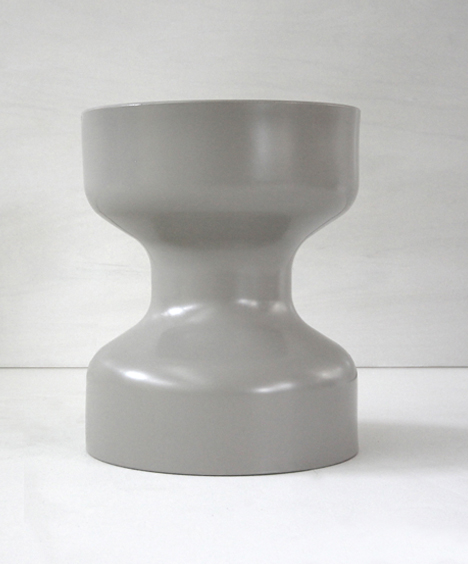 korban flaubert_birch grey tuff stool