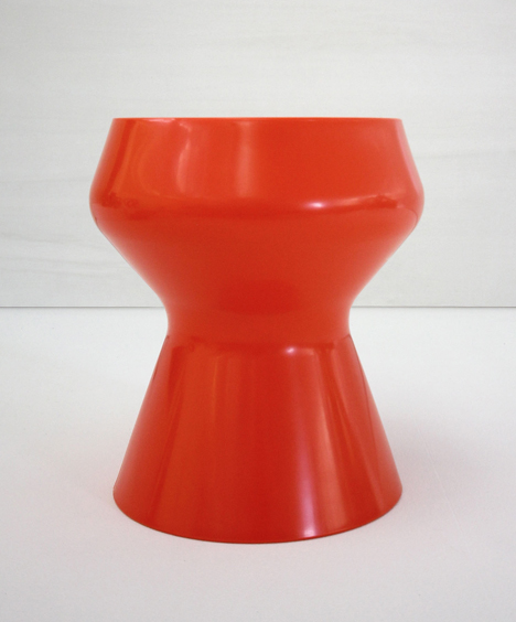 korban flaubert_tangerine swell stool