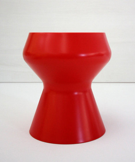 korban flaubert_red swell stool