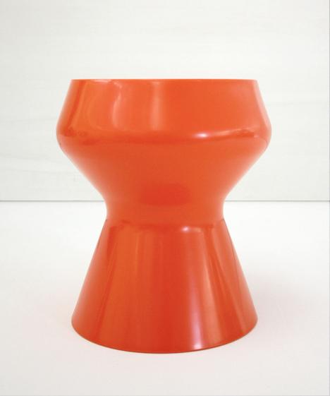 korban flaubert_orange swell stool