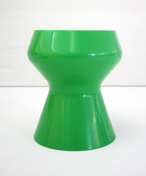 korban flaubert_leaf green swell stool