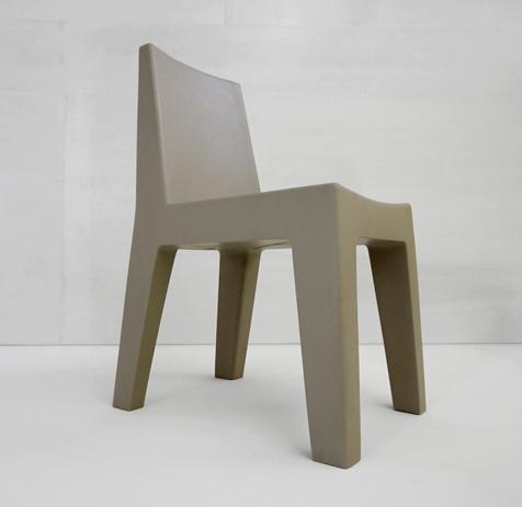 korban flaubert_beige mighty chair