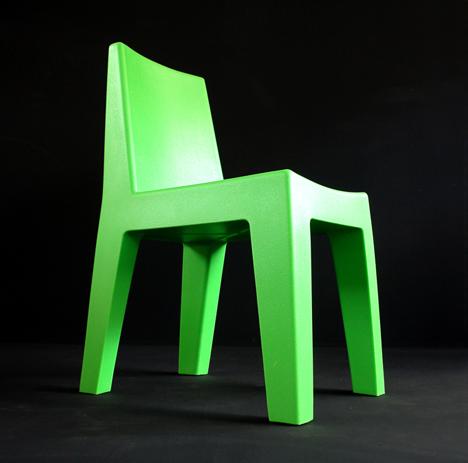 korban flaubert_lime green mighty chair