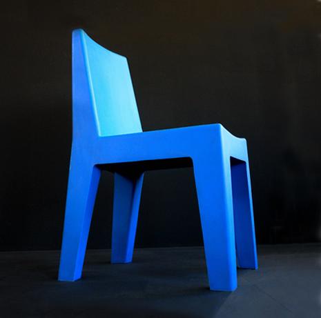 korban flaubert_blue mighty chair