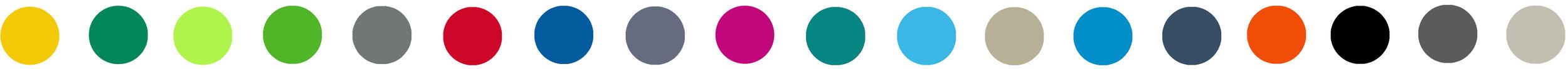 colour chart 2017