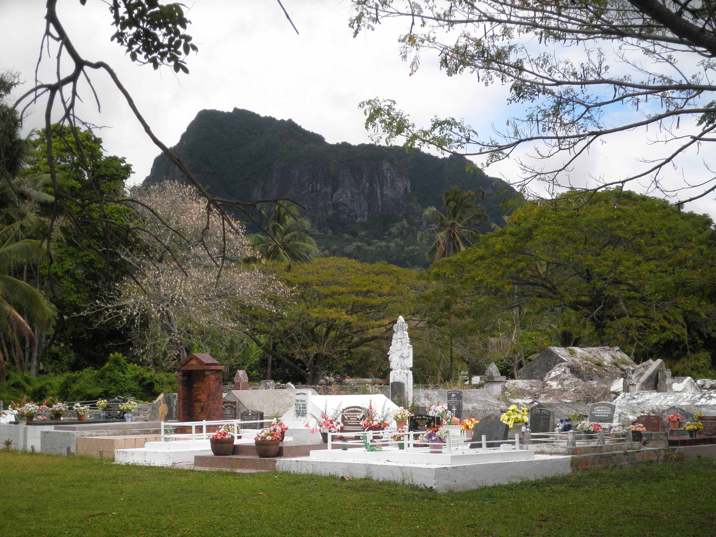 2011: RAROTONGA