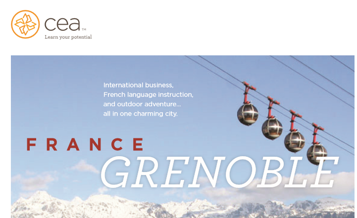 CEA Grenoble Brochure