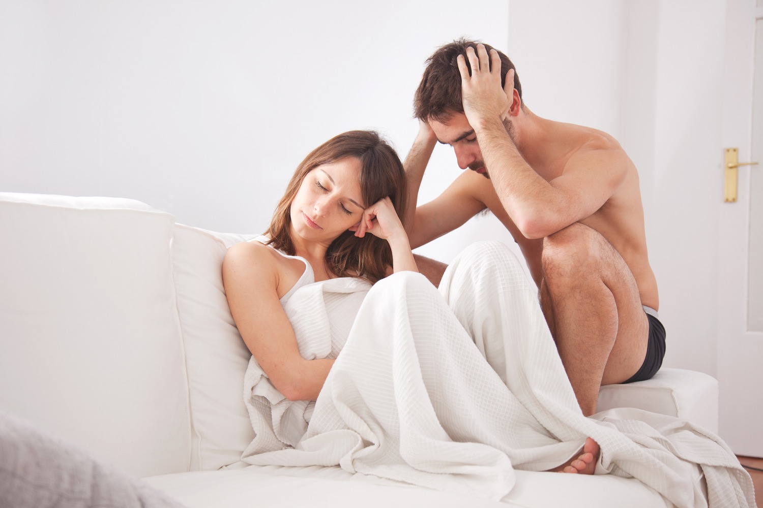Young couple in the couch having conflict problem.jpg