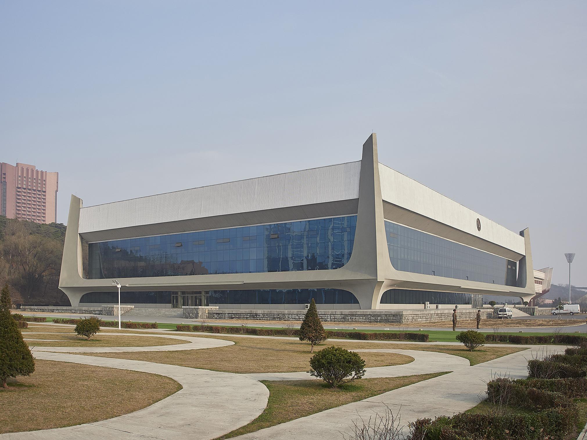 Table Tennis Centre, Pyongyang