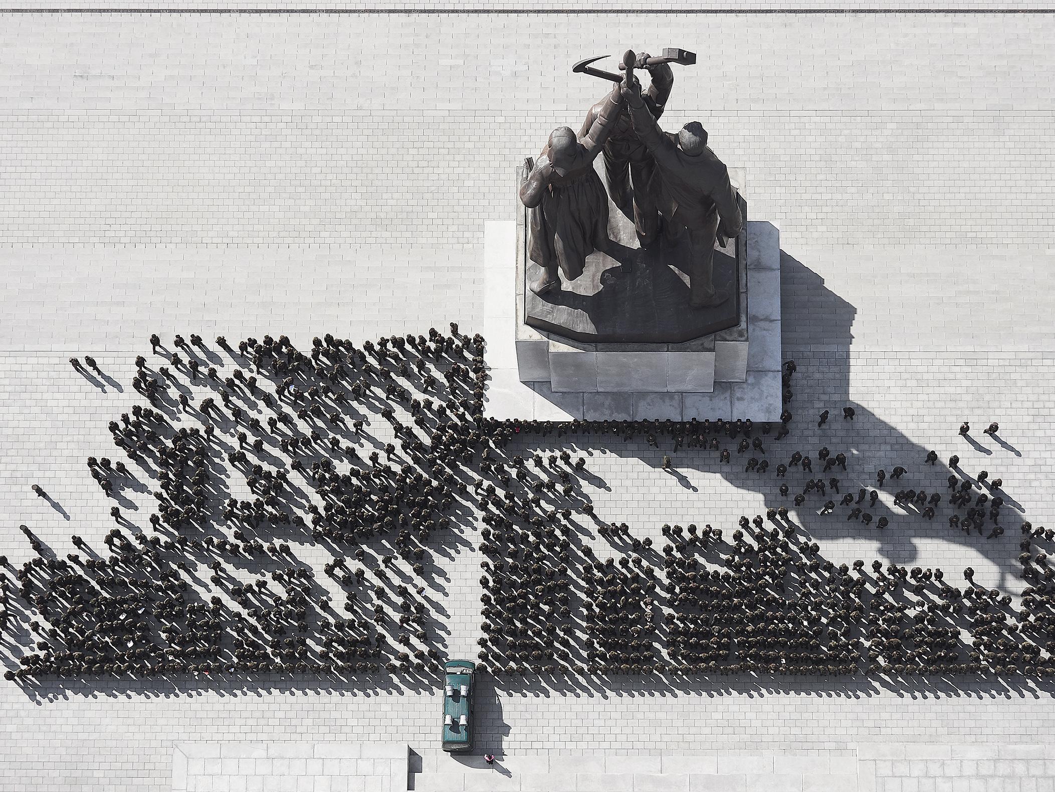 Juche Tower, Pyongyang