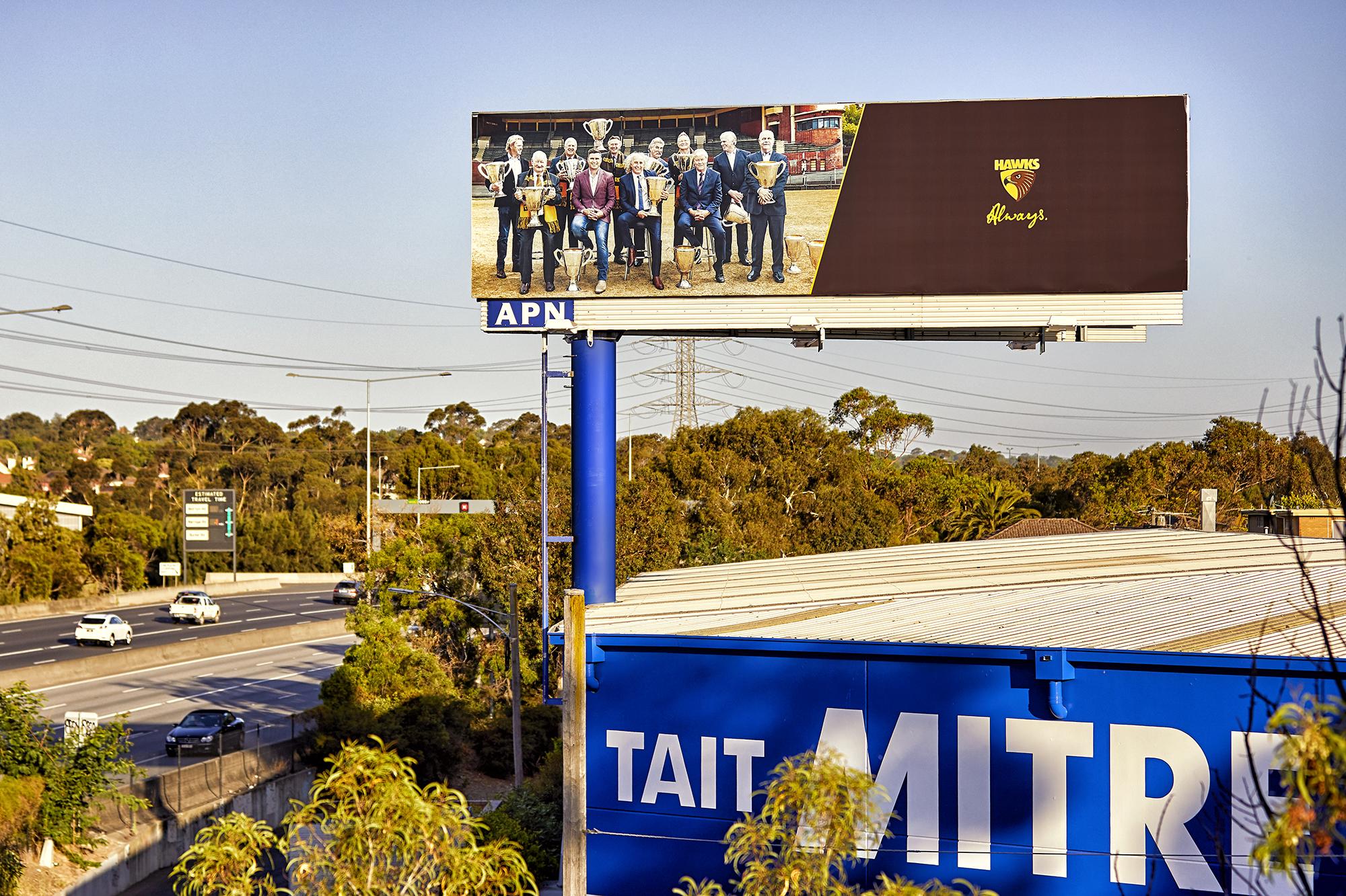 Billboard image for Hawthorn FC