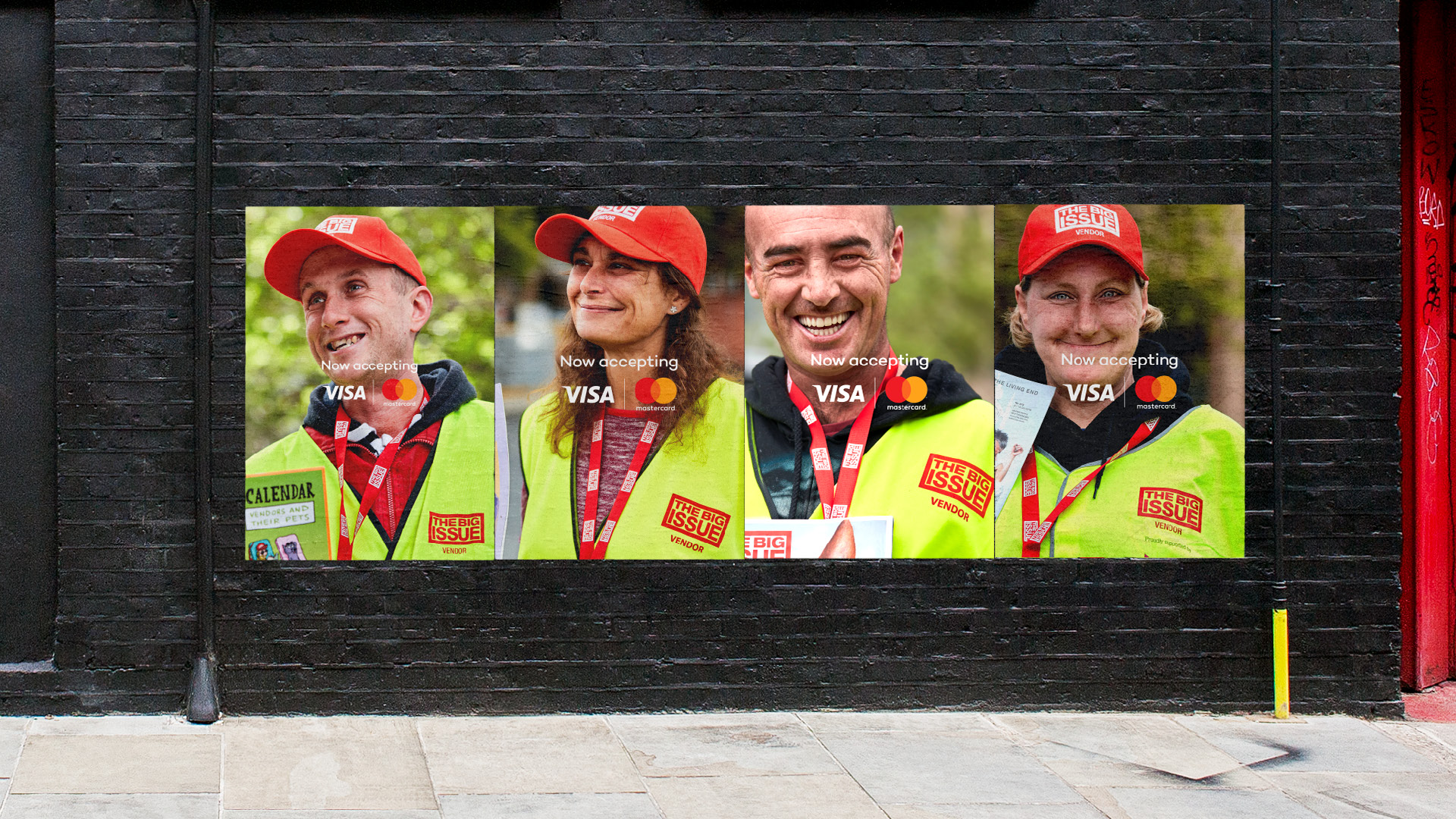 Big Issue for Town Square Agency