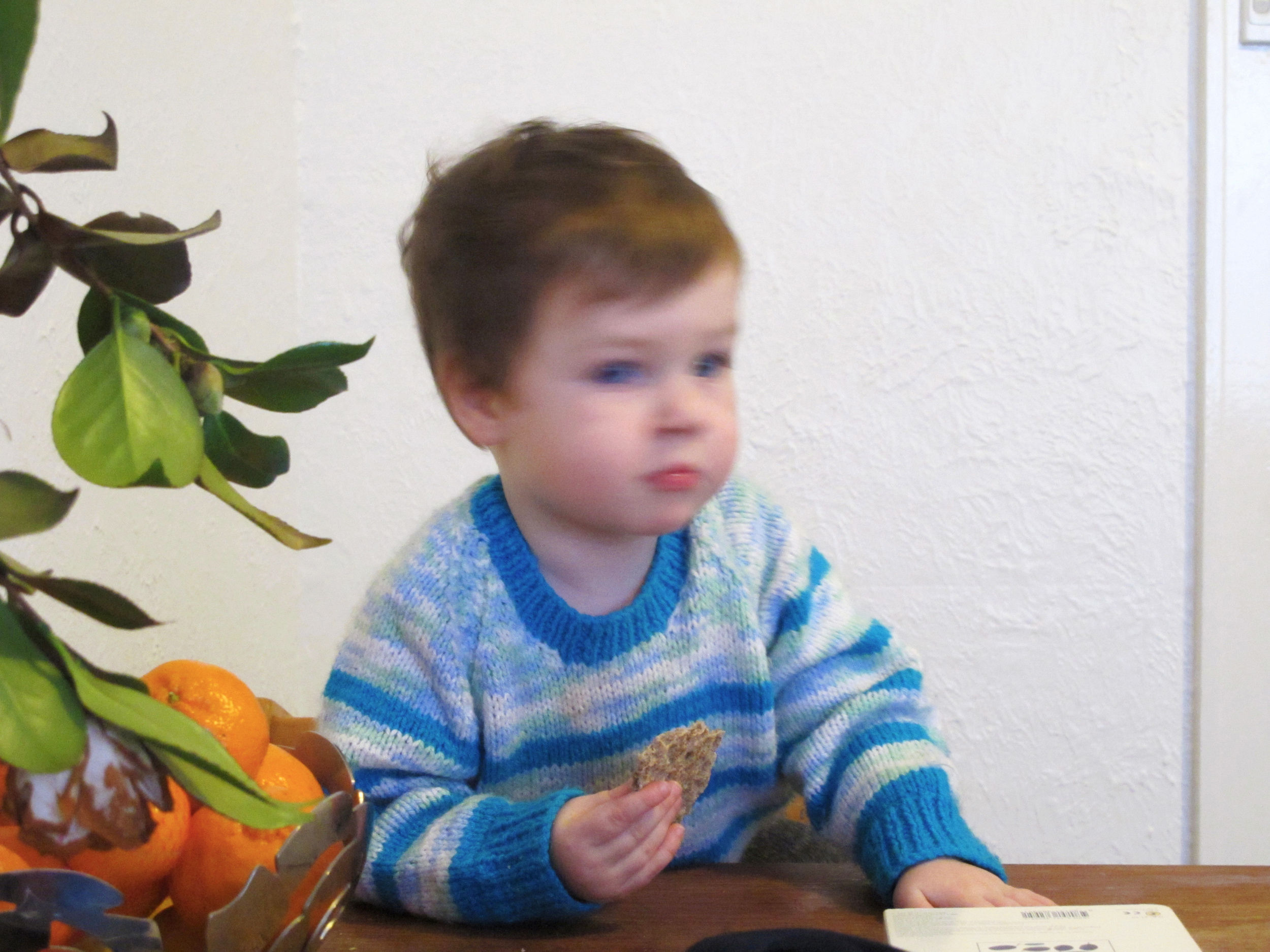 Owen at two