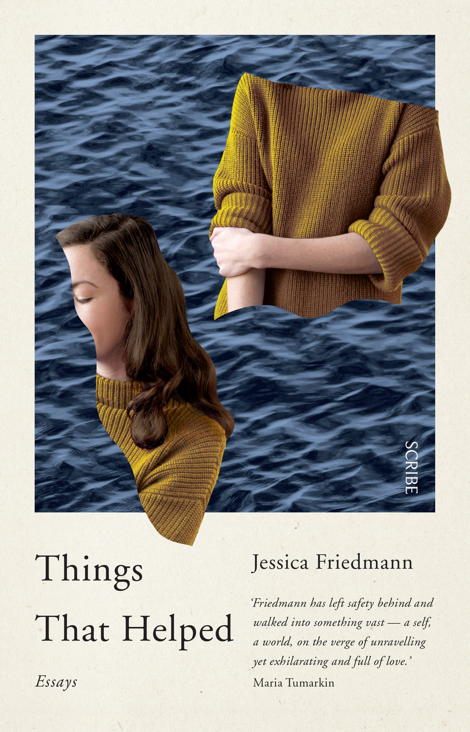 Things That Helped, Australian cover