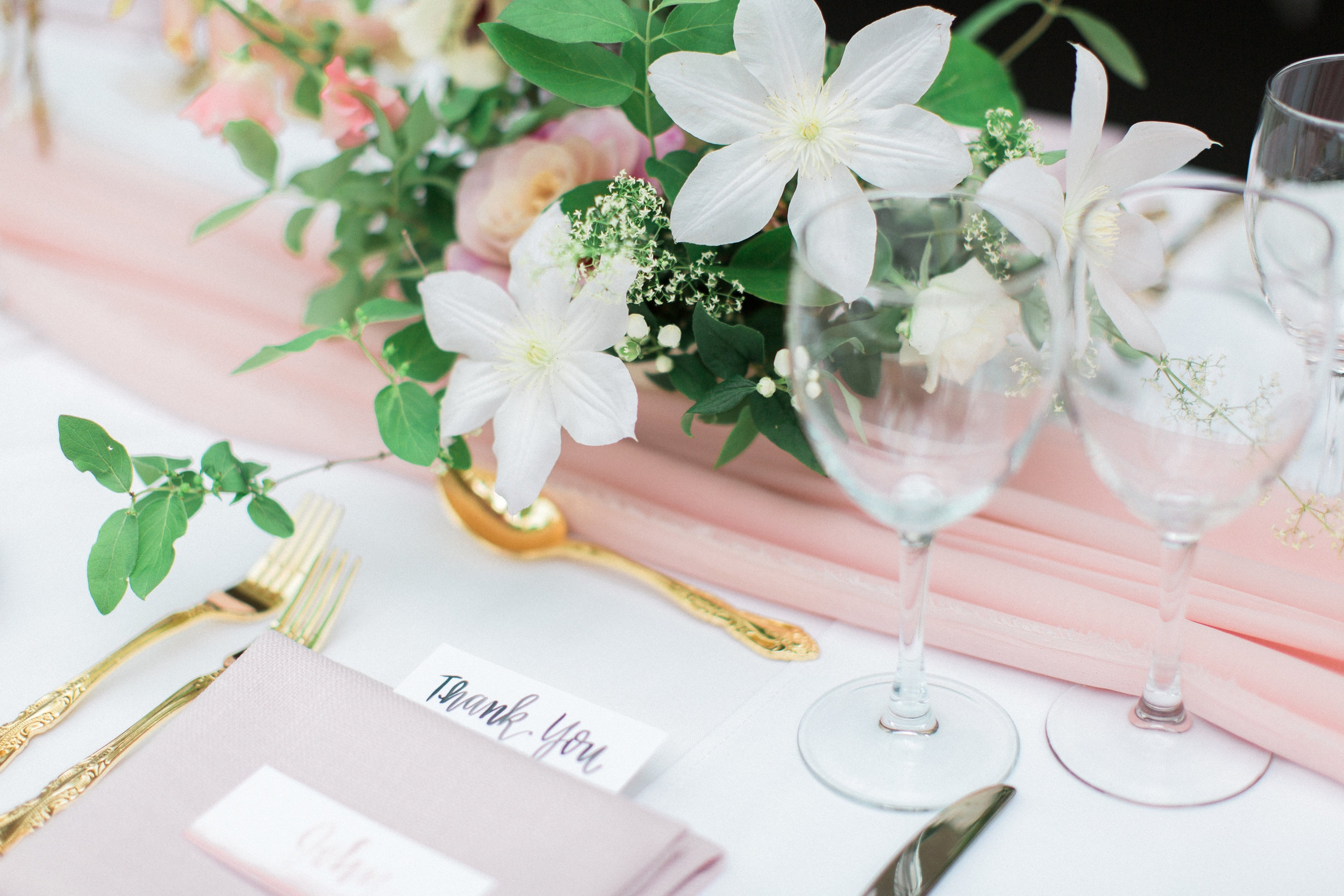 Blush Wedding in New York City
