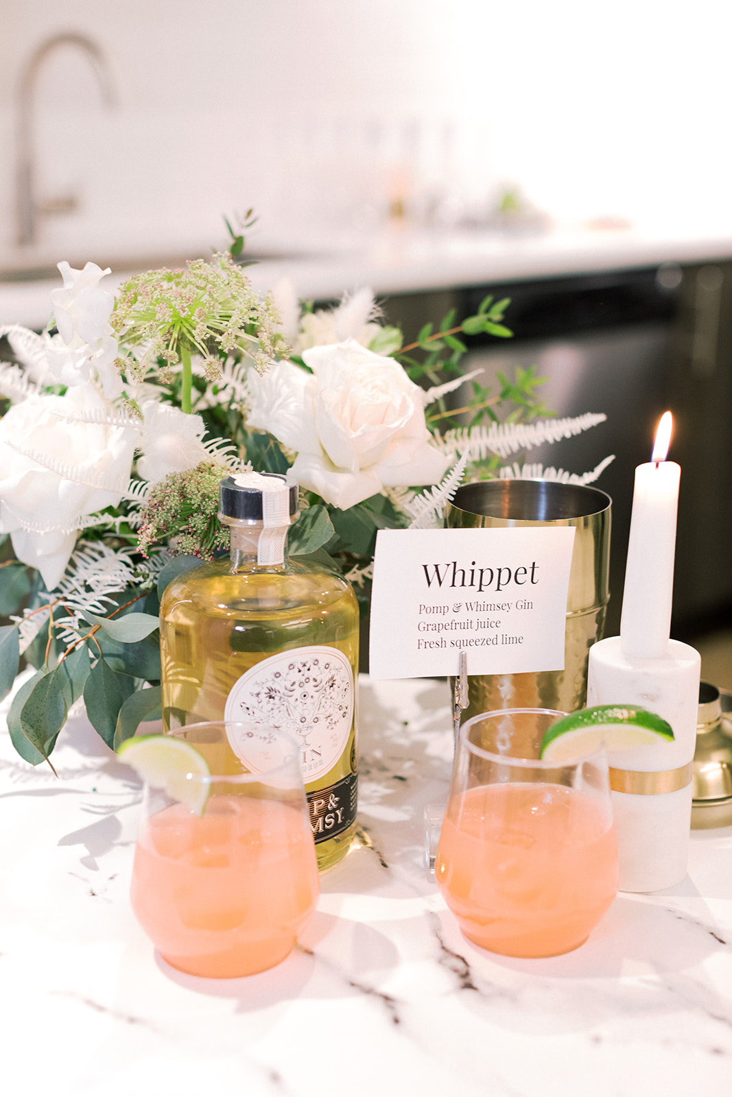 Pomp and Whimsy Cocktail