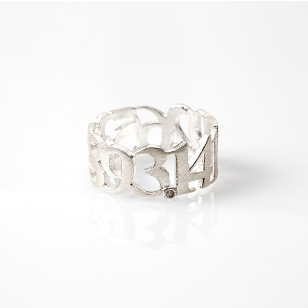 Pi Ring  Frieda Munro - From £110.00