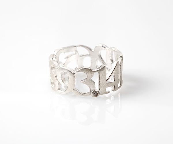 Frieda Munro - Pi Ring