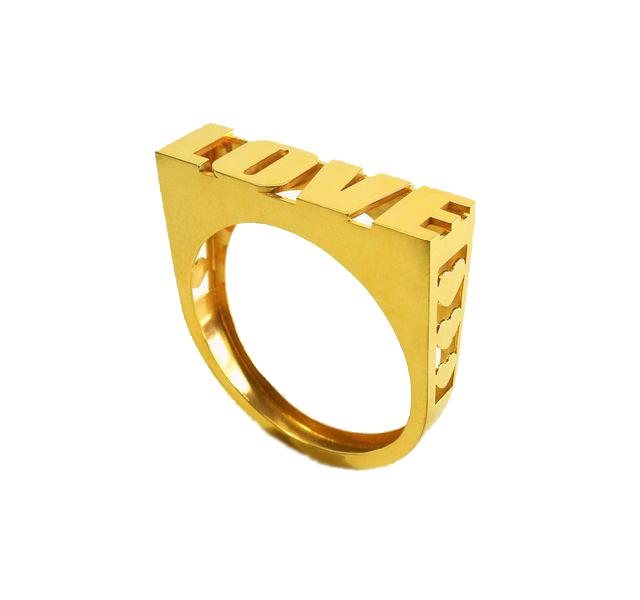 Hollie Paxton - XXL Love Ring
