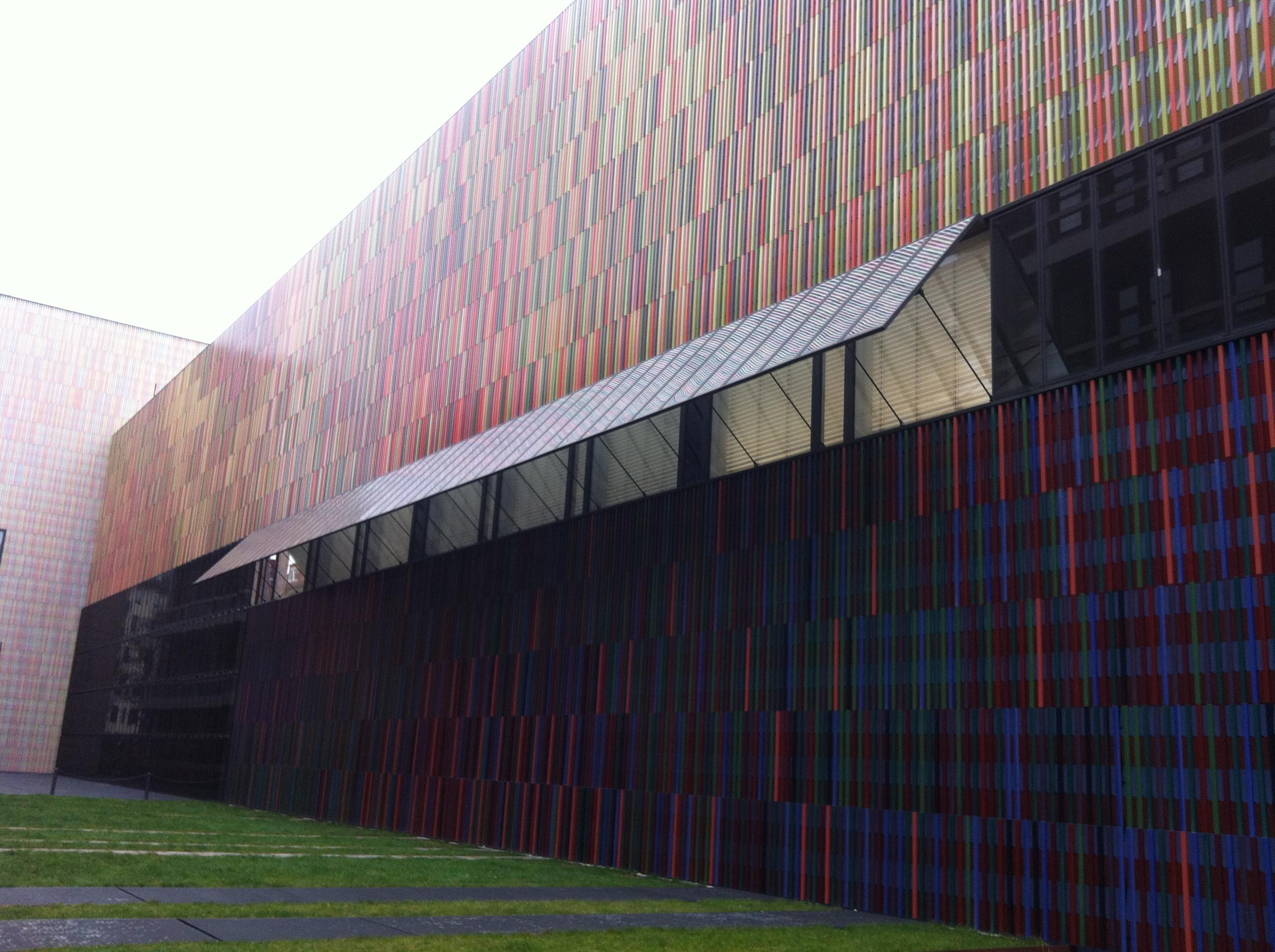 Museum Brandhorst Exterior